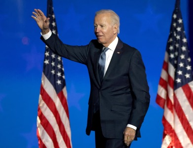Biden on cusp of White House victory, Trump turns to courts