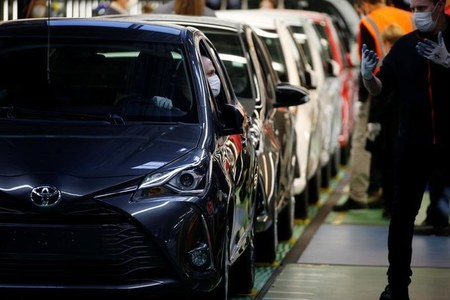 Toyota profit forecast more than doubles amid China pandemic rebound