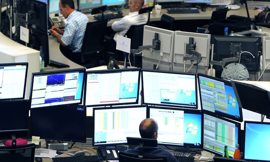 Stocks mixed as balance tilts to Biden in US election