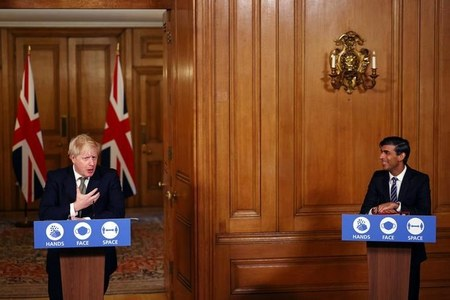 UK's Johnson, Sunak agree to extend universal credit benefit: The Times