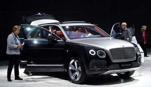 Bentley announce to go fully electric by 2030
