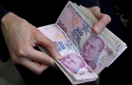 Erdogan oust central bank chief after lira hits record lows