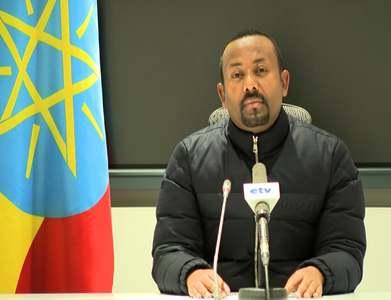 Air strikes in Ethiopia's Tigray region will continue, PM says