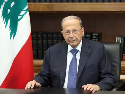 Lebanon's president seeks evidence behind US sanctions on son-in-law