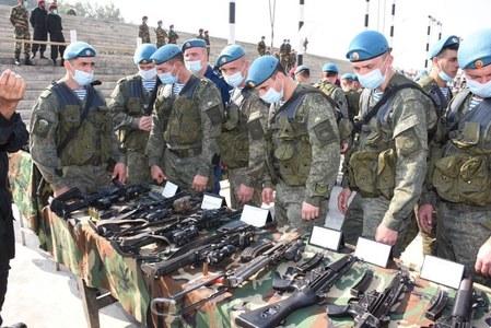 Druzhba V: joint Pakistani-Russian military exercise, kicks off