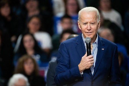 Biden: Vaccine news gives 'hope,' but long battle ahead