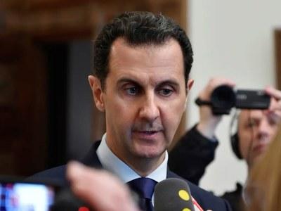 Assad says refugee returns a 'priority' for Syria