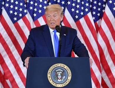 Trump tweets he has 'terminated' defense secretary Esper