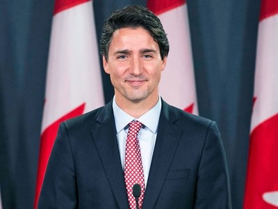 Canada's Trudeau says Pfizer vaccine results 'promising'