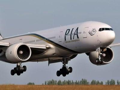PIA commence Umrah flights to Medina