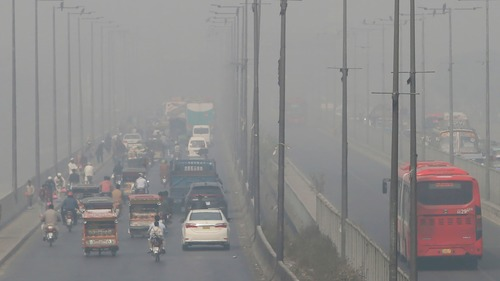 Lahore's rising air pollution could raise death risk for COVID-19 patients: Report