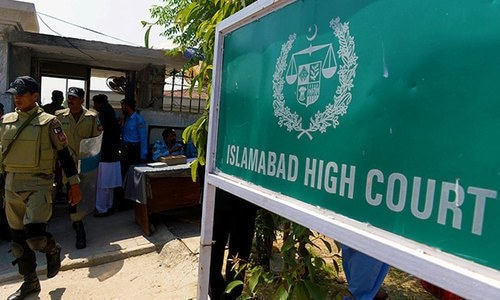 Petition to cut ties with France: IHC moved for contempt proceedings against govt
