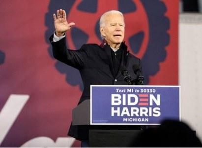 China congratulates Joe Biden, Kamala Harris several days after election
