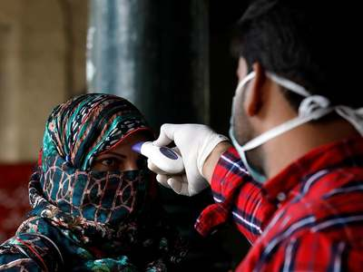 Sindh reports 822 new COVID-19 cases, mostly in Karachi