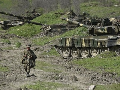 Armenia says 2,317 servicemen dead after Karabakh conflict