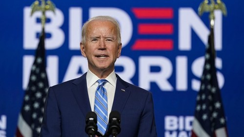 Biden to form diverse cabinet with top picks for key positions