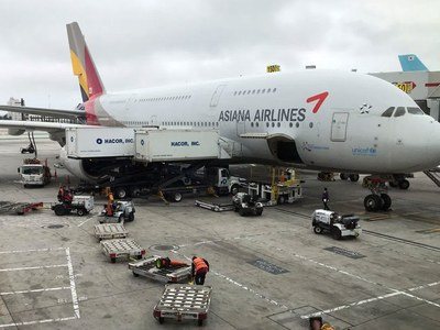 Korean Air to take over troubled Asiana Airlines for $1.6bn