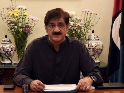 Sindh CM tests positive for coronavirus