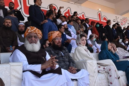 PDM to go ahead with its rally in Peshawar despite ban on public meetings