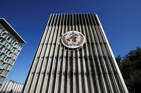 WHO reports 65 COVID-19 infections at Geneva HQ since pandemic began