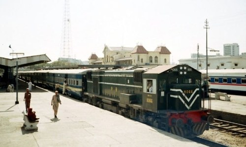 Karachi Circular Railway to restart from Thursday