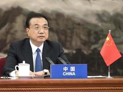 China will promote economic growth to a 'reasonable' range: Premier Li