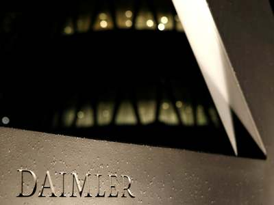 Daimler to cooperate with Geely to build engines