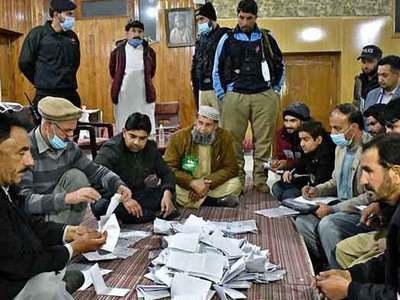 GB polls are exemplary, final results to be announced after count of postal ballots: Spokesperson