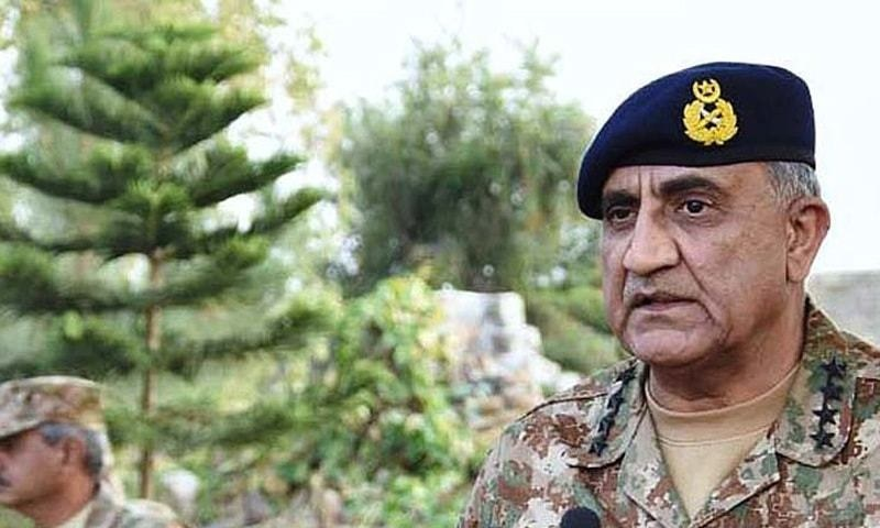 COAS Bajwa, US Charge d' Affaires discuss Afghan Peace Process