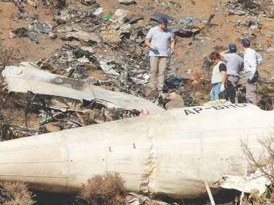 CAA's report blames PIA's engineering dept for PK-661 crash