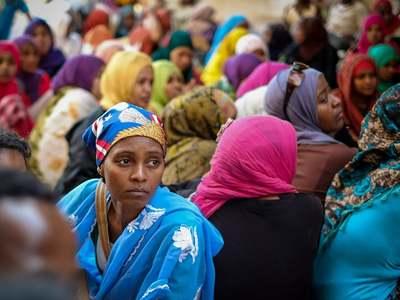 U.N. plans for 200,000 Ethiopian refugees in Sudan