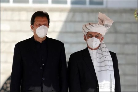 US 'pleased' over PM Imran Khan's visit to Afghanistan