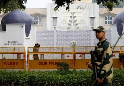 India summons Pakistani diplomat over Kashmir gun battle