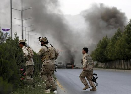 Pakistan strongly condemns rocket attacks in Kabul