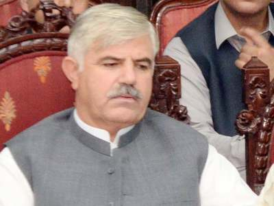 KP CM sadness over death of Sharifs' mother
