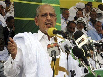 Mauritanian ex-president Abdallahi dies