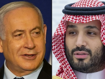 Saudi foreign minister denies meeting between Crown Prince and Israeli officials