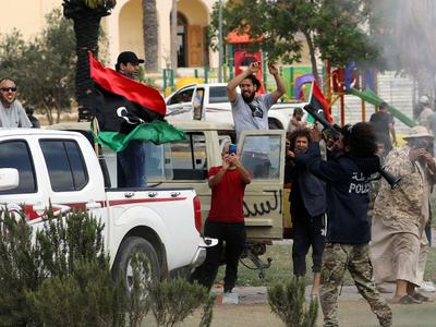 UN-led Libya political talks resume virtually