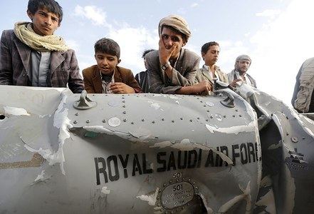 French companies arming Saudi forces in Yemen conflict: Report
