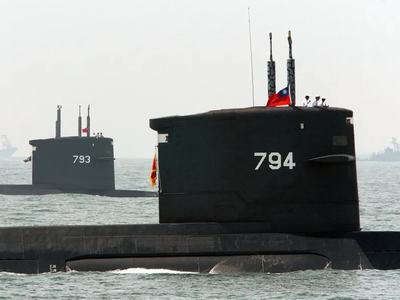 Taiwan to protect sovereignty with new submarines amid China tensions