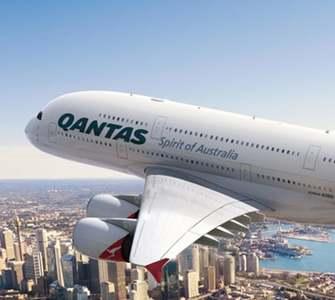 Qantas to require Covid vaccine on international flights