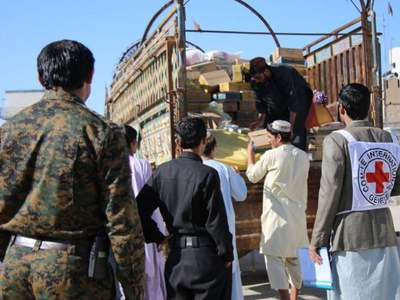Foreign aid to Afghanistan could reach $12 billion over four years, some with conditions