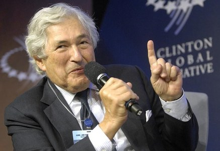 Former World Bank chief and 'voice for the poor' Wolfensohn dies aged 86