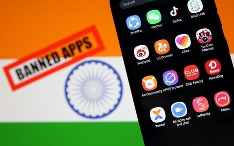 China terms India's latest app ban as 'glaring violation of market principles'