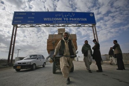 Afghanistan-Pakistan Trade Barriers removed, exports to potentially double in the coming year