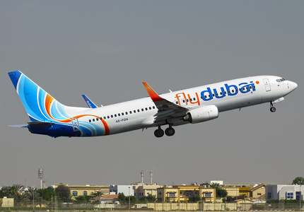 Flydubai launches first scheduled Dubai-Tel Aviv flight