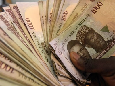 Nigeria naira at new low as FX scarcity hit black market