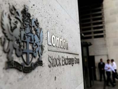 London stocks end lower on grim post-lockdown outlook