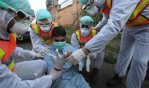 Peshawar, Karachi among cities recording most COVID-19 positive cases