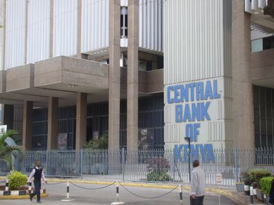 Kenyan central bank cuts 2020 growth outlook as coronavirus hits home